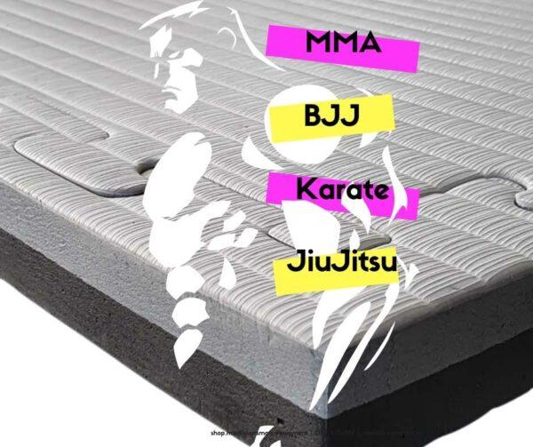 MMA BJJ Judo Jiujitsu Mats