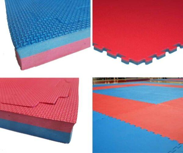 Kickboxing karate jigsaw mats