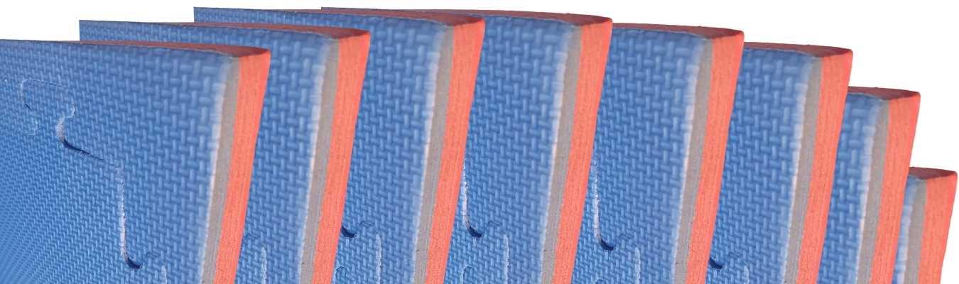 20mm jigsaw mats