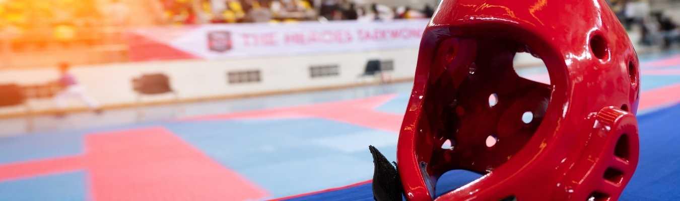Taekwondo Dojang Tatami Area